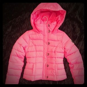 Abercrombie kids winter coat